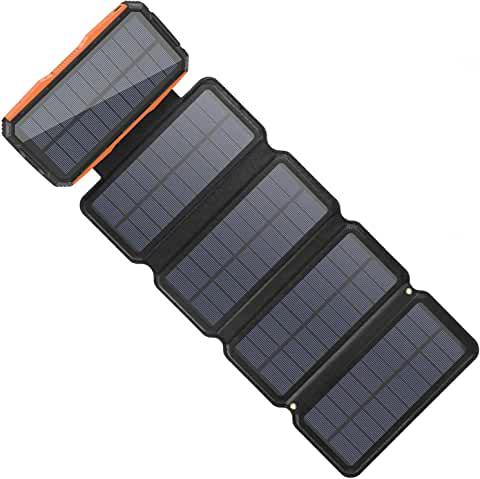 batterie externe solaire - choix et achat