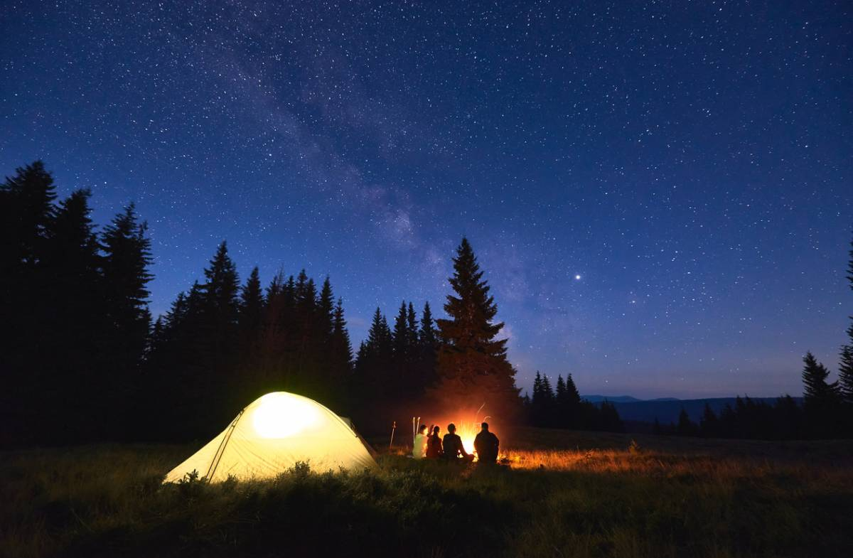 Le retour des valeurs du camping