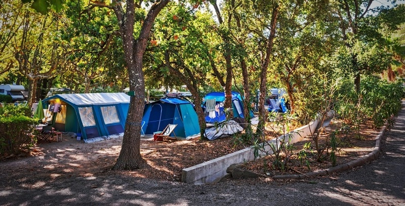 Camping Barberousse